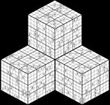 Ver los pasatiempos de la categoría Sudoku 3D
